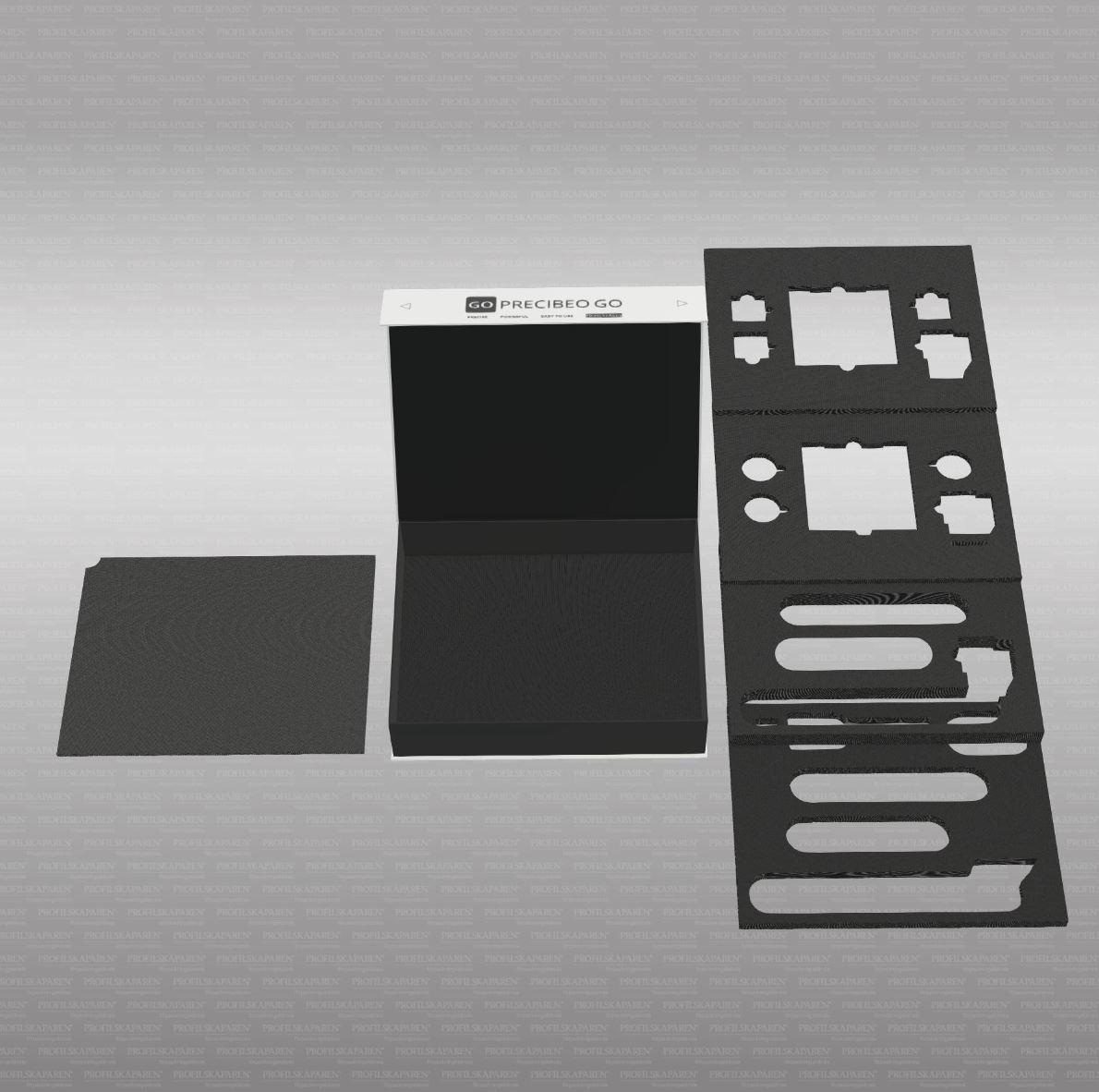 Tillverkning av förpackningar till produkter med unik design