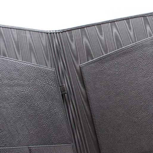 Profilprodukt lädermapp
