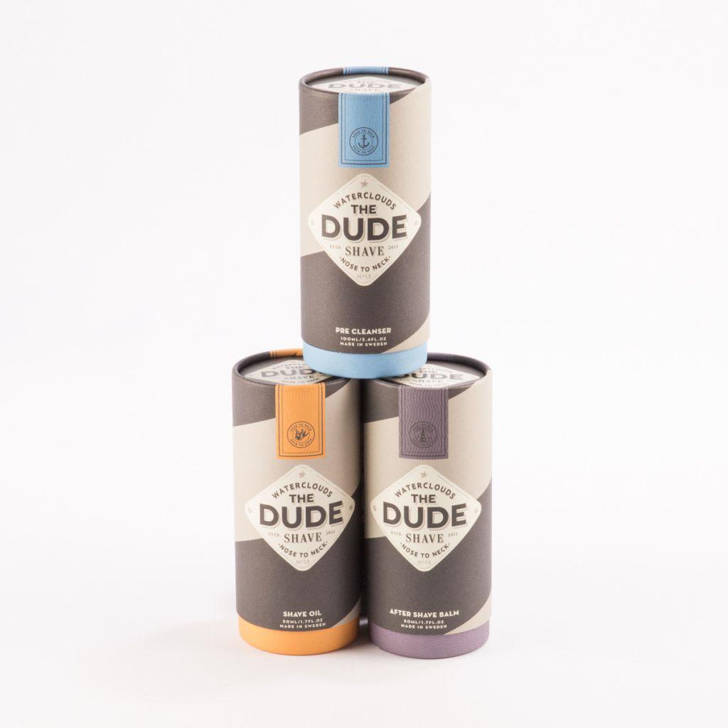 Tubförpackningar med eget tryck och design