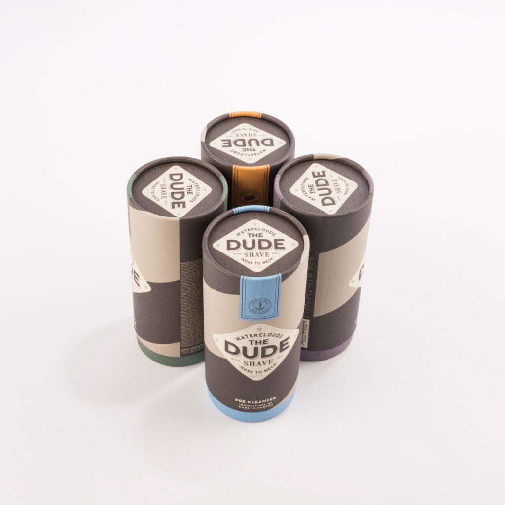 Tillverkning av förpackning i tub med företagets design