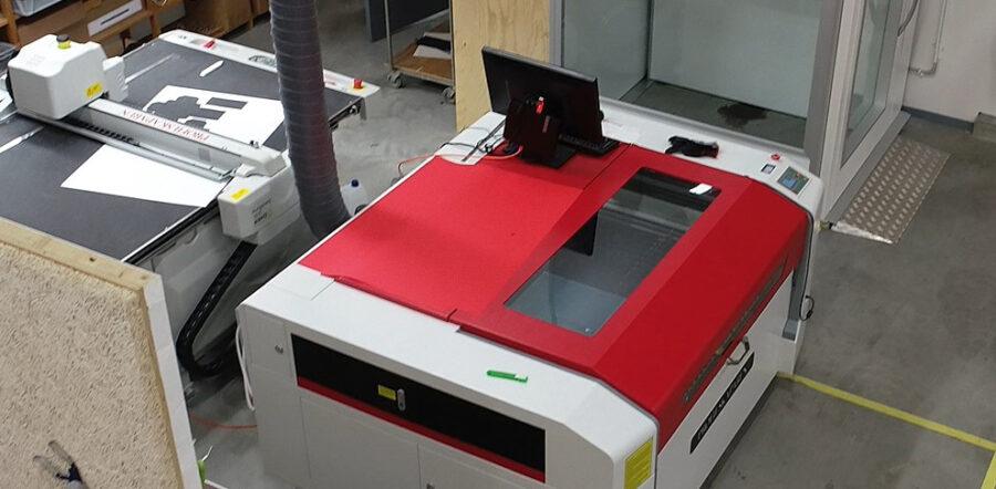 Förpackningsproduktionsmaskin