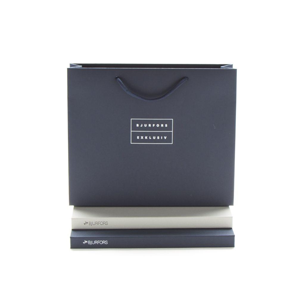 Dokument box med lyftband