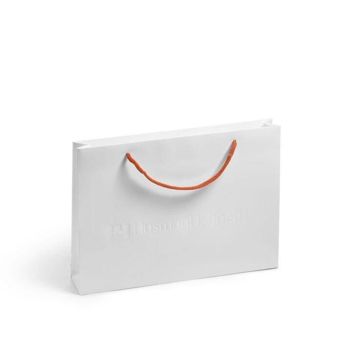 Beställ snygg bärkasse / vinkasse till företag med eget tryck och egen design
