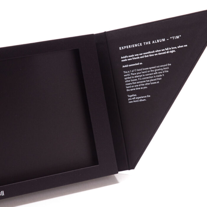 Displaybox för Ipad