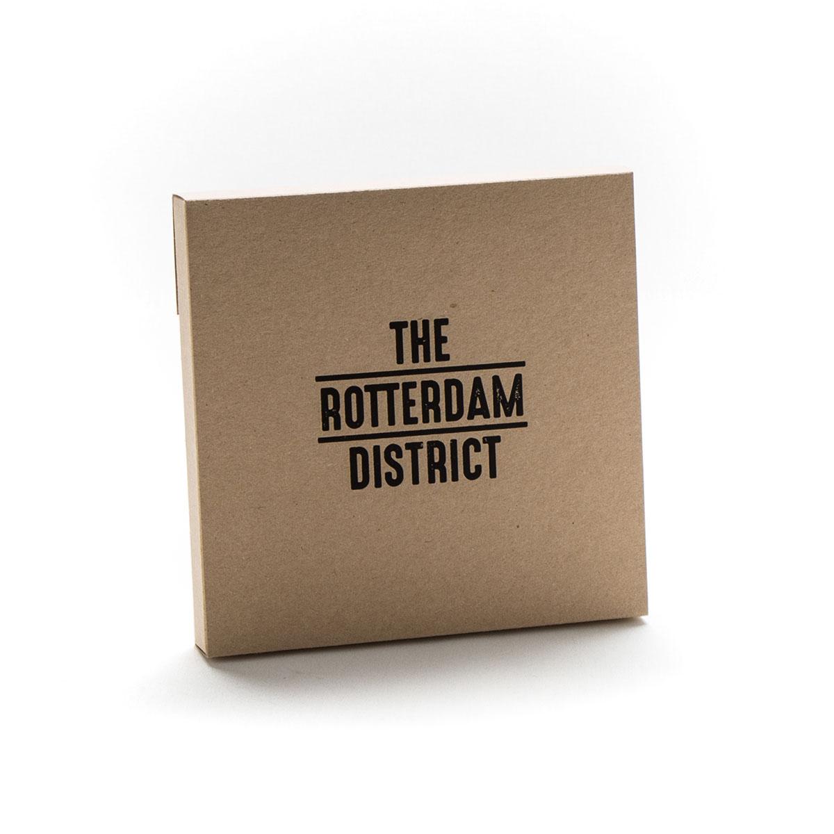 the rotterdam district profilprodukter och trycksaker med egen design till företag