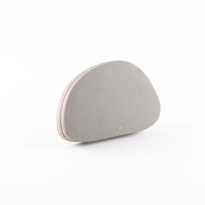 Ask med magnetlåsning i er design - rund förpackning
