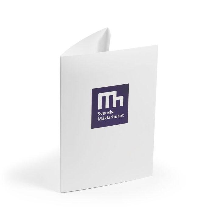 Mapp med eget tryck och design - reklamprodukter till företag