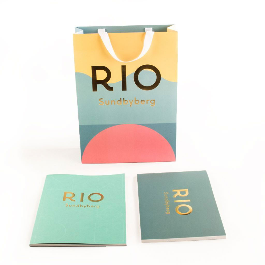 Rio Sundbyberg profilprodukter
