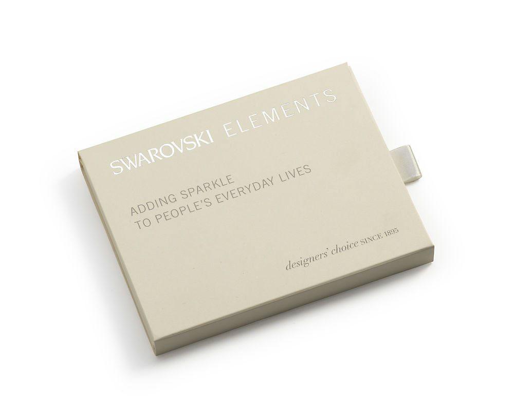 slidepack swarowski - förpackning med lyxig design