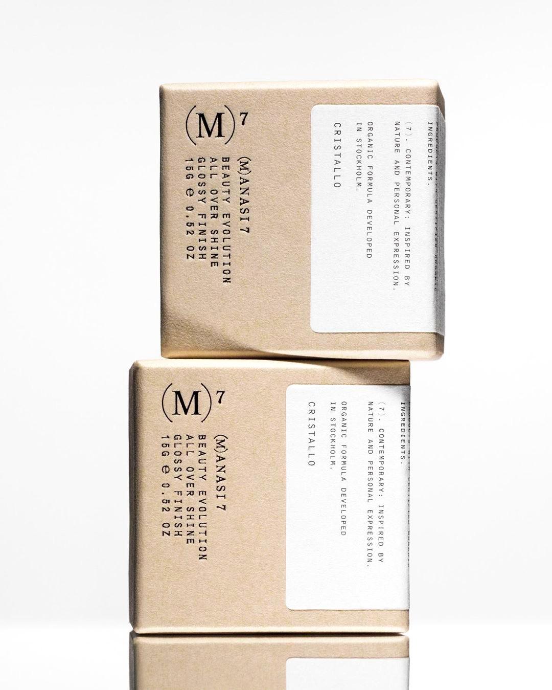 Miljömedveten kosmetikaförpackning i japanskt papper