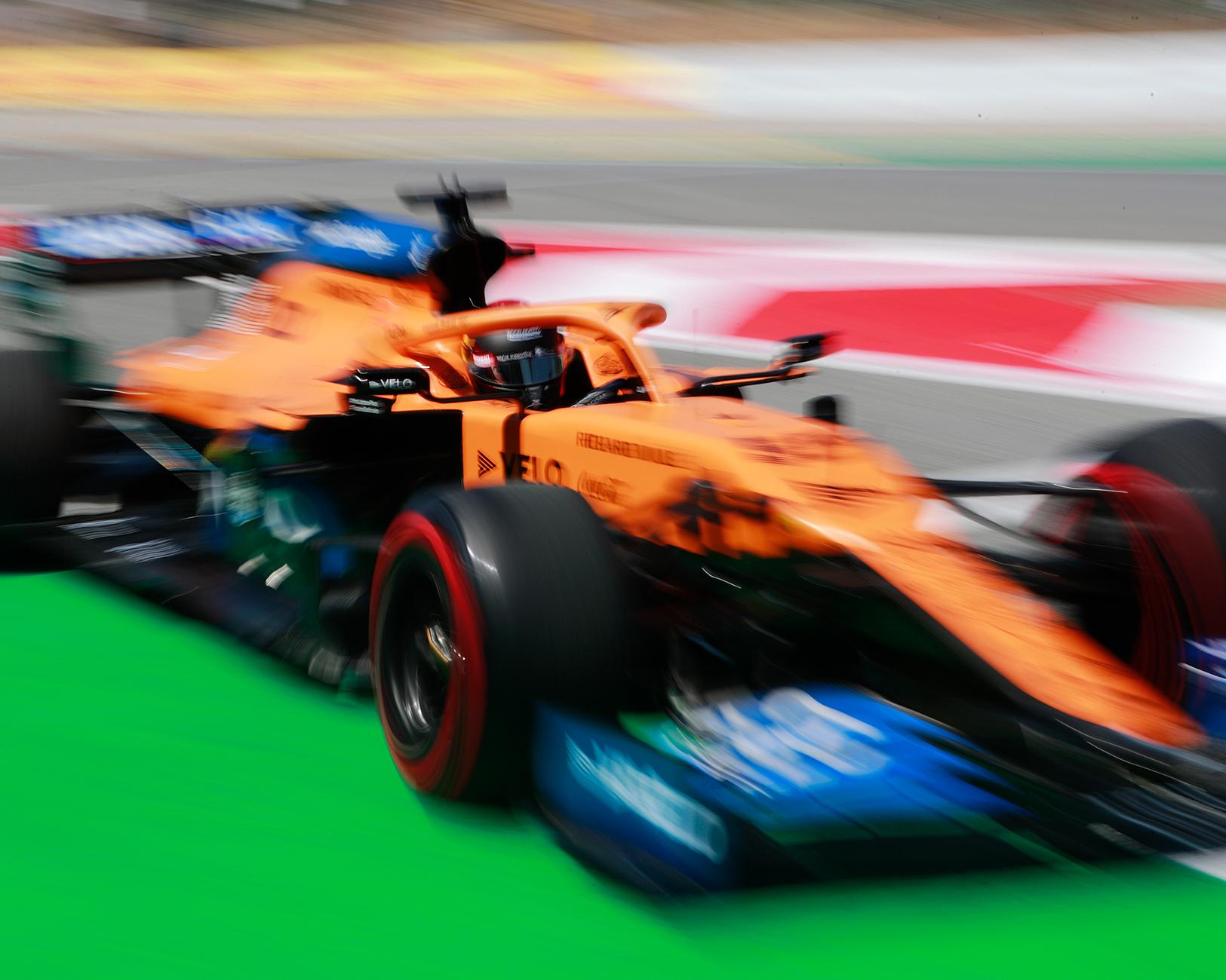 McLaren-Velo